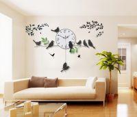 Đồng hồ treo tường ngôi nhà hạnh phúc