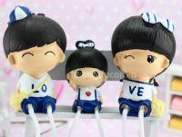 Set gia đình 3 thành viên love