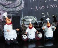 Những đầu bếp vui tính