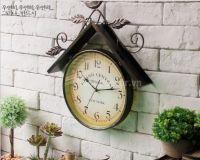 Đồng hồ ngôi nhà vintage