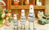 Bộ 3 chú gà hoạt hình