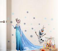 Decal công chúa Elsa
