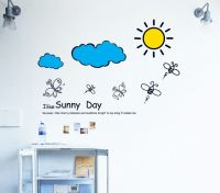 Decal Sunny day