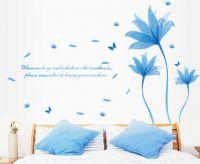 Hoa lan tường xanh