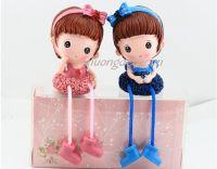 Bộ 2 bé gái đáng yêu