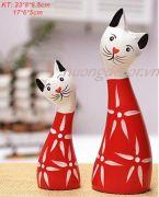 Vợ chồng mèo đỏ