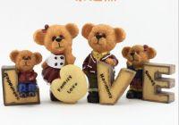 Set gia đình gấu love