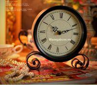 Đồng hồ cổ để bàn số 1