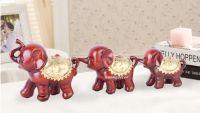 Set 3 chú voi nối đuôi