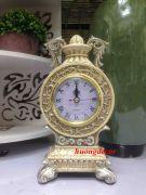 Đồng hồ cổ để bàn ( 2 quai)