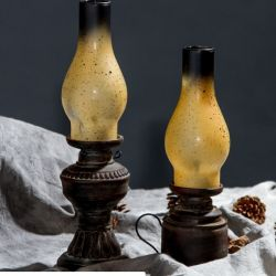 Đèn dầu trang trí ( cao hoặc thấp)