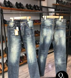 Quần jeans 555