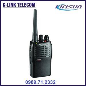 Bộ đàm cầm tay Kirisun PT-4200i UHF