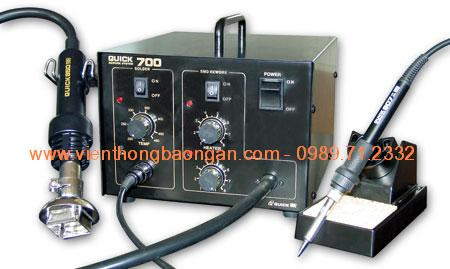 Quick 700ESD - 2 in 1 Rework Station - Original Product