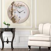 Đồng hồ hoa đào