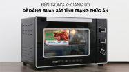 Lò nướng Sanaky VH5099S2D 50 lít