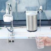 Thiết bị lọc nước trên bồn rửa Cleansui ET201