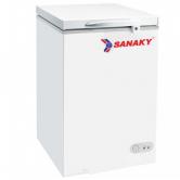 Tủ đông Sanaky VH-1599HY (1 ngăn, 1 cánh, dàn đồng, 100L)