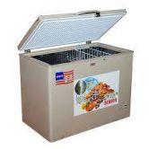 Tủ đông Denver AS 700MDI (1 ngăn, 2 cánh, dàn đồng, 500L, lòng Inox, màu đồng)