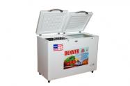 Tủ đông Denver AS 850HDI (2 ngăn, 2 cánh, dàn đồng, 600L, lòng Inox, màu White)