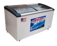 Tủ đông Denver AS 880K (1 ngăn, mặt kính cong, dàn hợp kim, 500L, lòng chống dính, màu White)