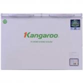 Tủ đông kháng khuẩn Kangaroo KG399IC1 (1 ngăn, 2 cánh, dàn đồng, Inverter- 399L)