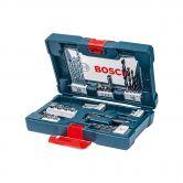 Bộ vặn vít đa năng Bosch 46 chi tiết 2607019504 (2607017399)