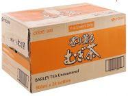 Thùng 24 chai trà lúa mạch ITOEN Mugicha không đường 500ml