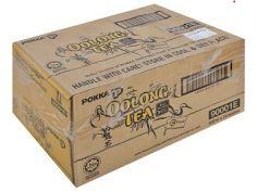 Thùng 24 chai trà ô long Pokka không đường 500ml