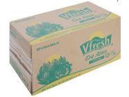 Thùng 12 hộp trà Atisô Vfresh ít đường 1 lít