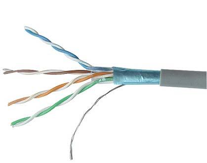 Cáp mạng chống nhiễu 5E FTP AMP