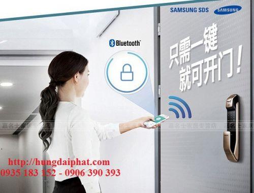 Khóa Samsung SHP-DP728BK/EN