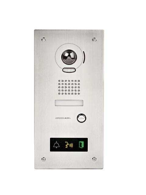 Nút chuông cửa camera Aiphone  JP-DVF-L