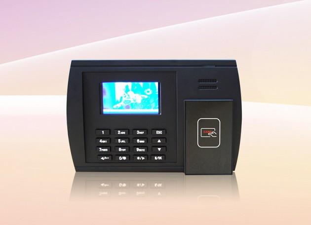 Máy chấm công bằng thẻ cảm ứng Ronald Jack S550