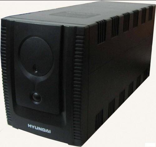 Bộ lưu điện UPS Hyunhdai HD1000VA (600W)  OFF-LINE
