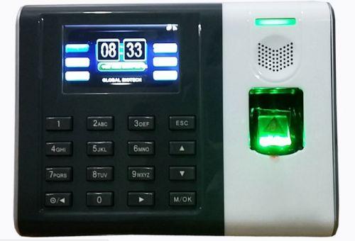 Máy chấm công vân tay và thẻ cảm ứng Ronald Jack DG-100