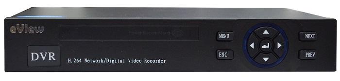 Đầu ghi hình AHD/CVI/TVI 8 kênh 720P eView ACT5108L