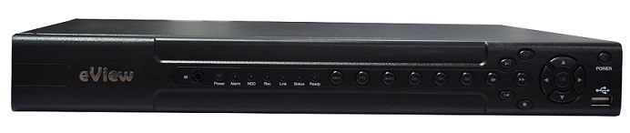Đầu ghi hình NVR 16 kênh 4MP Eview NVR5216F