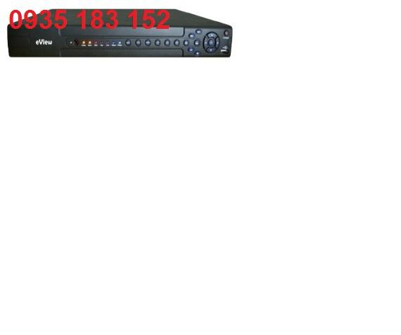 Đầu ghi hình NVR 24 kênh IP Full HD EVIEW NVR5232