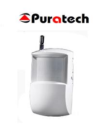 Đầu dò hồng ngoại không dây Puratech PRA-307