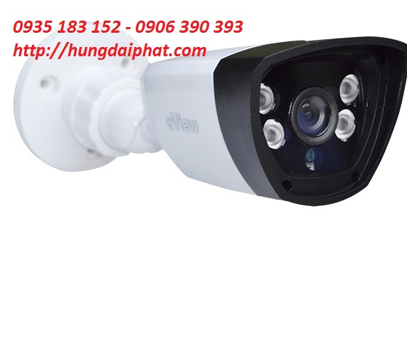 Camera AHD 4 in 1 Eview TRZ04F10