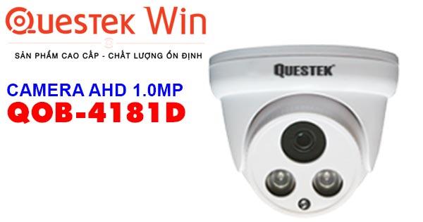 Camera AHD Questek QOB-4181D