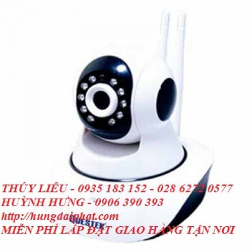 Camera IP Wifi Questek QOB-921IP