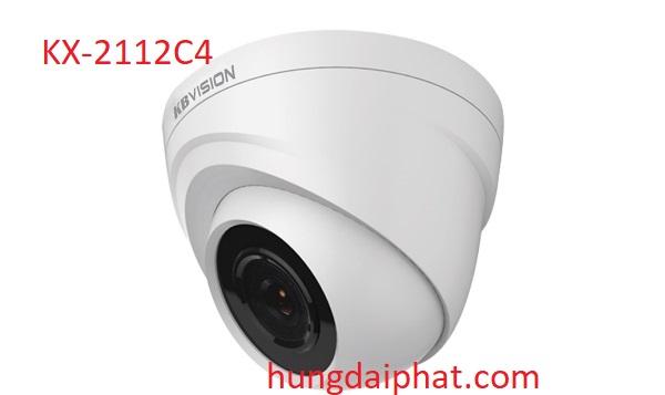 Camera AHD 2.0M Kbvision KX-2112C4