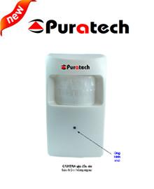 Camera ngụy trang hồng ngoại báo trộm Puratech PRC-163AHG