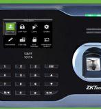 Máy chấm công vân tay và thẻ Zkteco Silk101TA