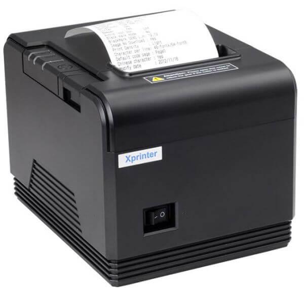 Máy in nhiệt xprinter  xp-r200l