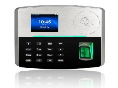 Máy chấm công vân tay và thẻ cảm ứng Ronald Jack X939C