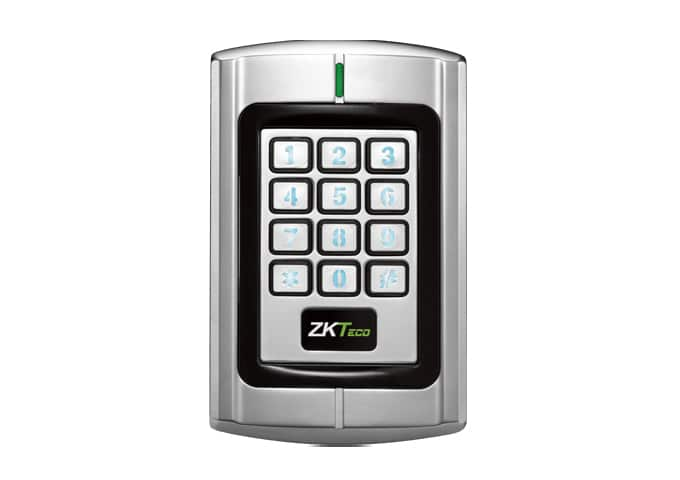 Trung tâm kiểm soát ra vào bằng thẻ zkteco DF-H1-E