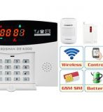 Hệ thông báo trộm không dây guardsman gs-6200